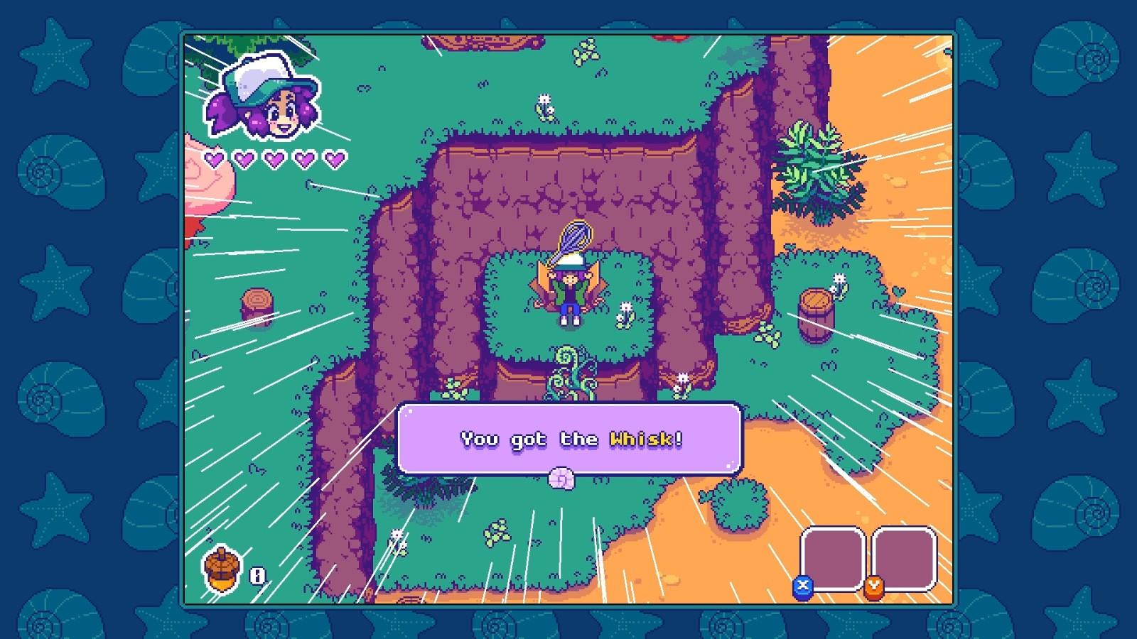动作RPG《月壳岛》上架Steam 大战怪兽拯救小岛