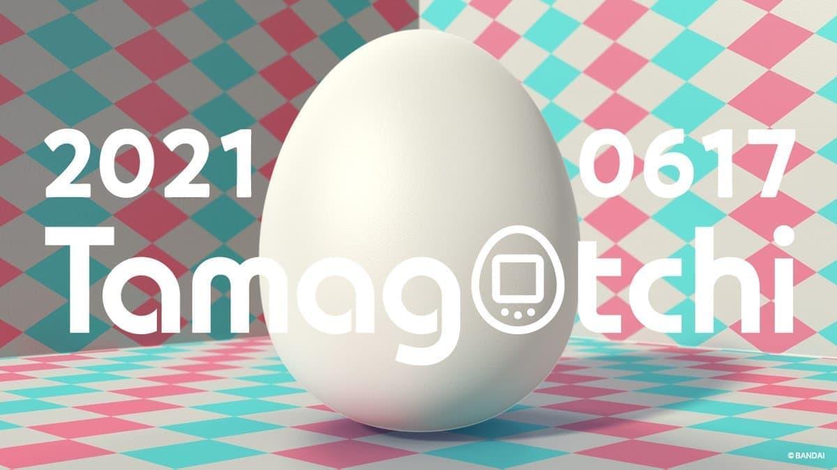 万代发布神秘预告 经典电子宠物鸡拓麻歌子6.17日推新