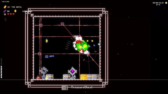 硬核弹幕游戏《穿梭物语》现已登录Steam