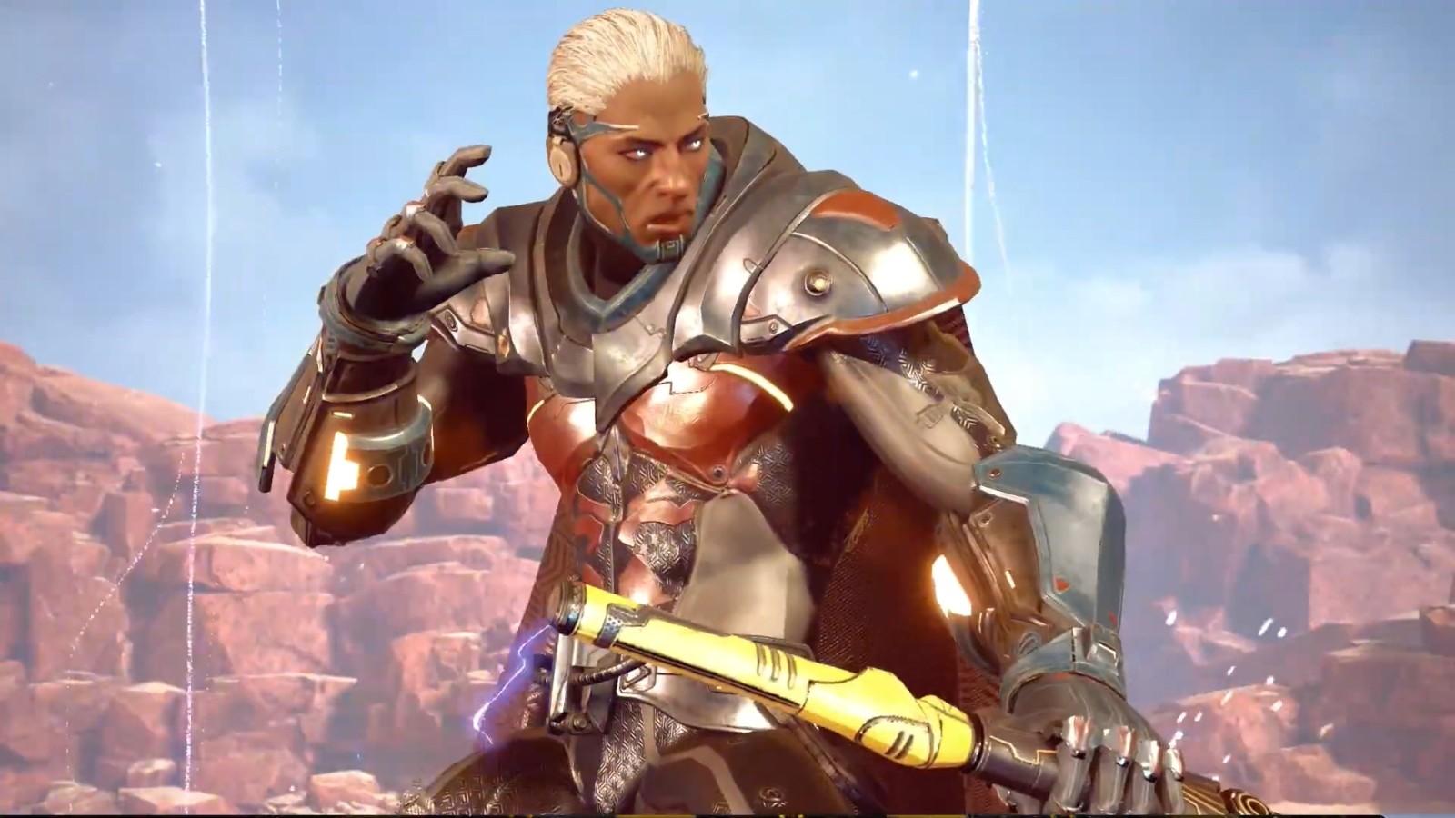 次世代格斗游戏《Coreupt》新预告公开 将亮相E3展会