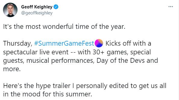 """""""夏季游戏节""""开幕式将有超30个游戏亮相"""