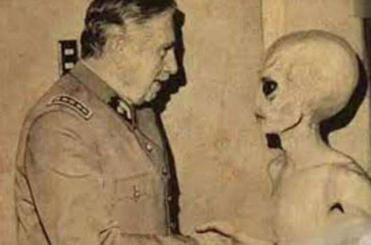 美军到底在51区藏了多少外星人?