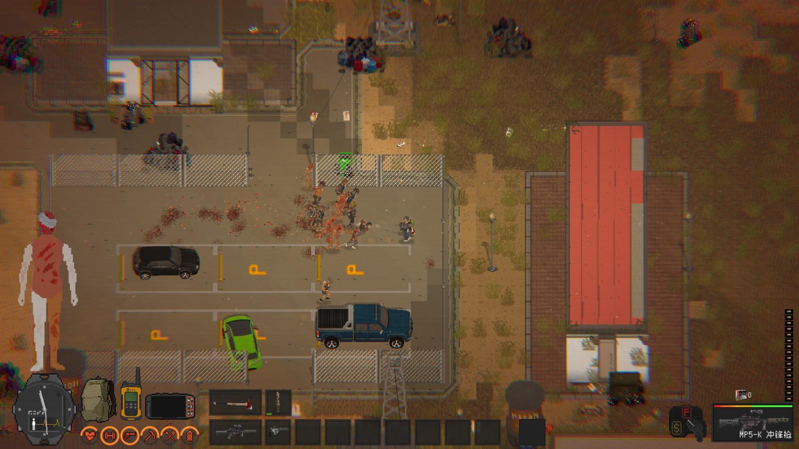 国产《隔离区-丧尸末日生存》上架Steam 末日开放世界