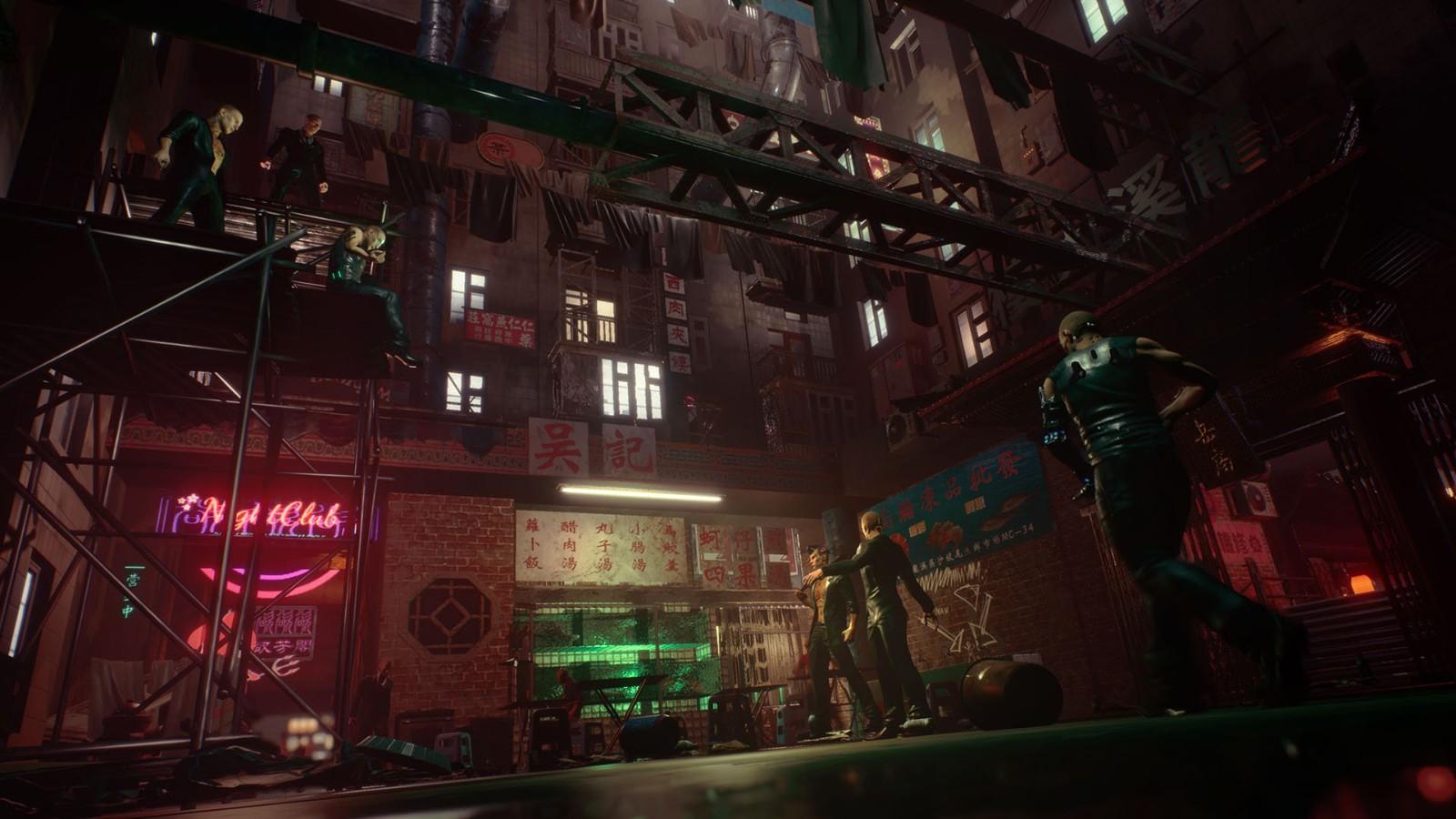 国产虚幻3D动作游戏《生死轮回》年内登陆Steam