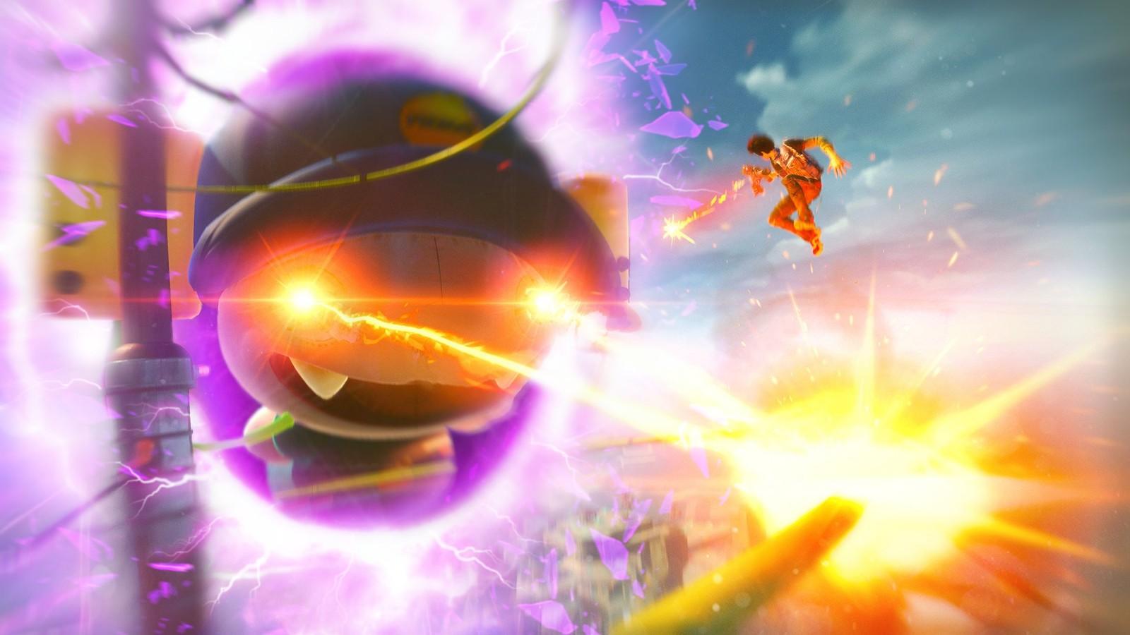 瑞奇与叮当宣传图疑似暗示《日落过载》将登陆PS5