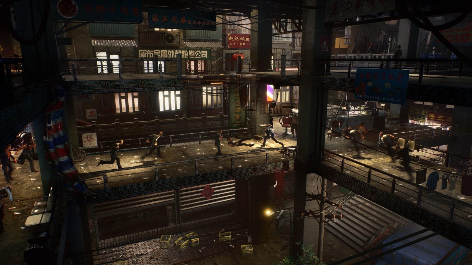 国产赛博朋克《生死轮回》公布 设定在2046年的未来