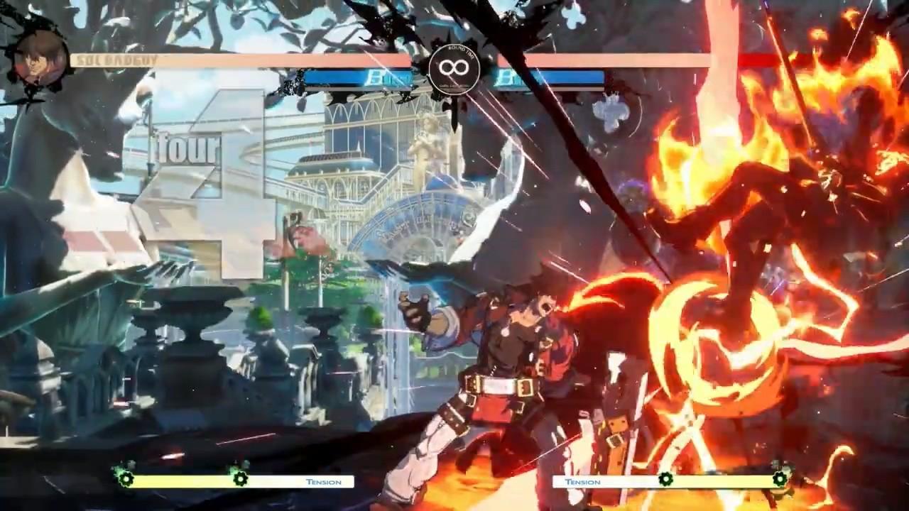 《罪恶装备:STRIVE》IGN 9分 2D动漫格斗游戏新标杆