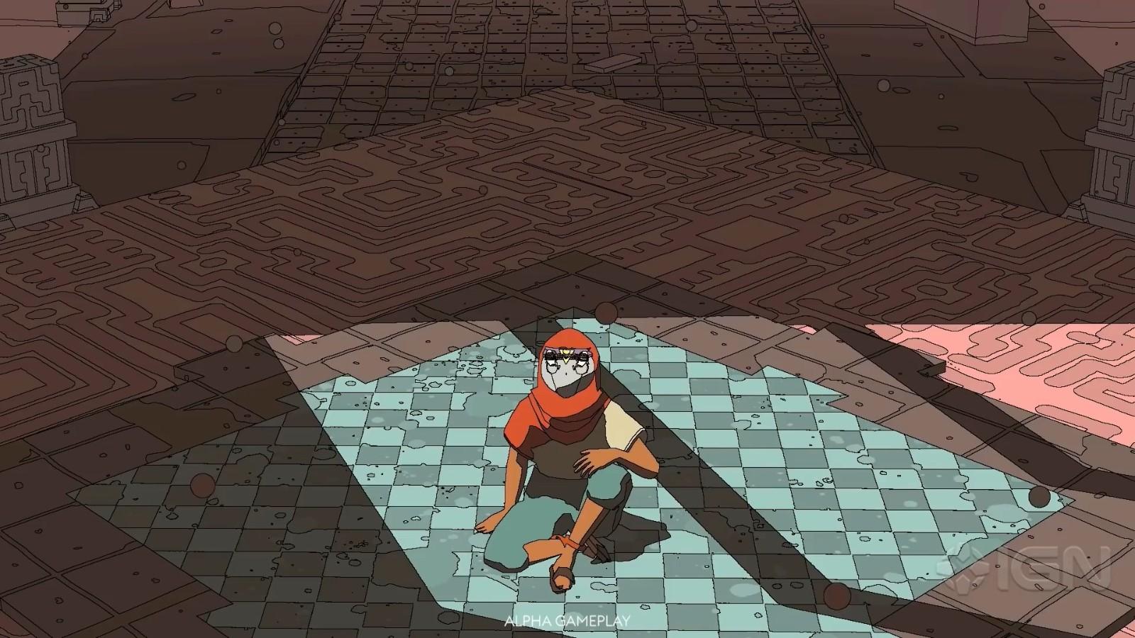 受塞尔达启发 冒险解谜游戏《Sable》13分钟实机演示