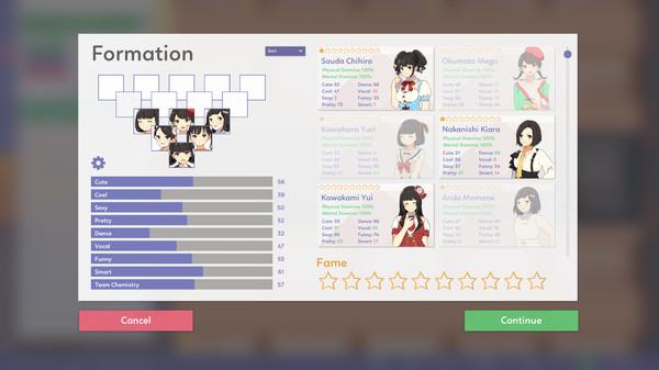 偶像养成模拟器《偶像经理人》7月27日上市 支持中文