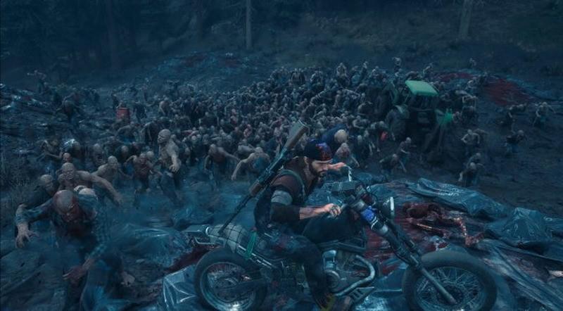 《往日不再》丧尸暴走潮扩增Mod 丧尸超多玩家吓尿