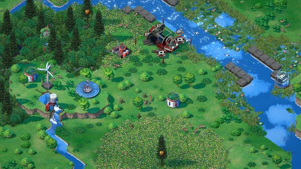 生态修复主题新游《伊始之地》上架Steam:画风唯美