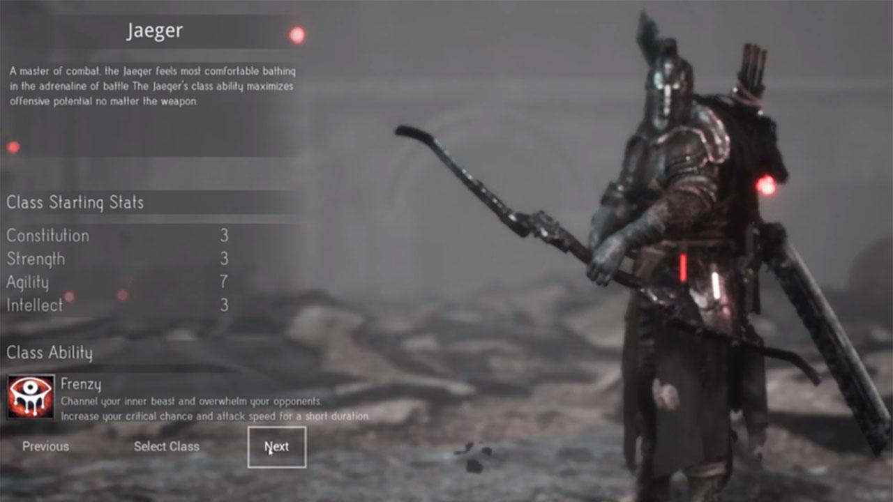 类魂游戏《枯瑟信仰:放逐者》Steam页面今日上线 计划2021年Q4发售