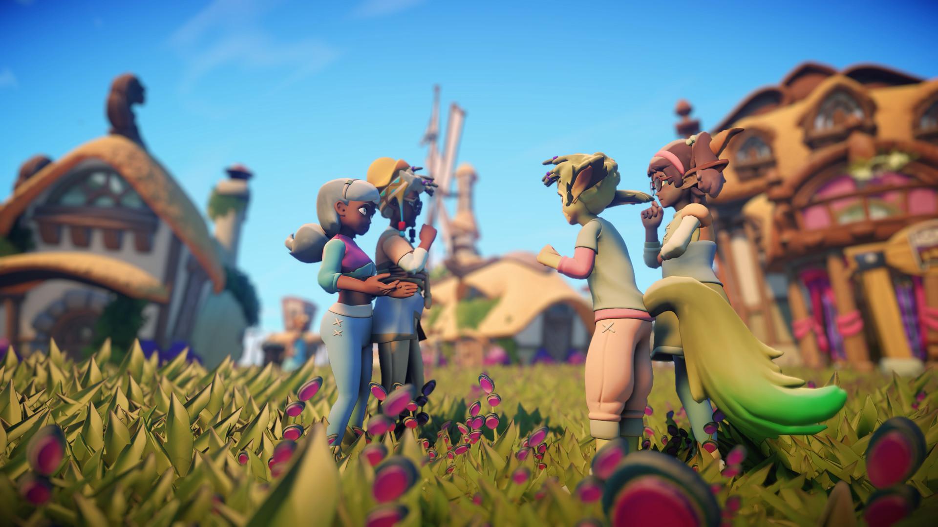 沙盒建造游戏《成长物语:永恒树之歌》 将于2021年内发布