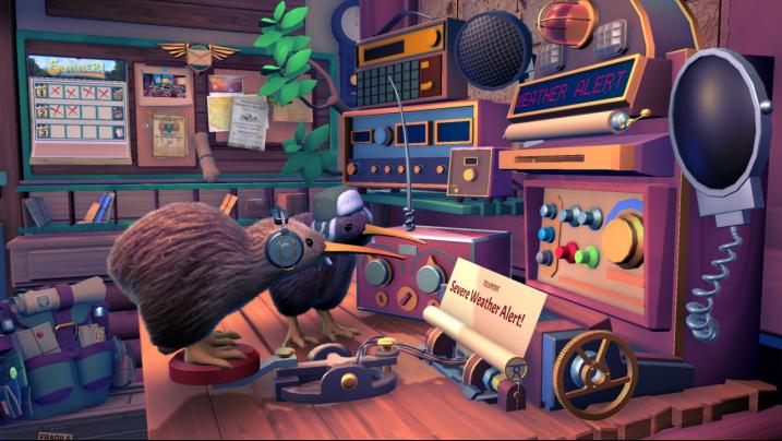 准备出动!!《关键奇异鸟(KeyWe)》将于8月31日登陆PS5、PS4及NS平台