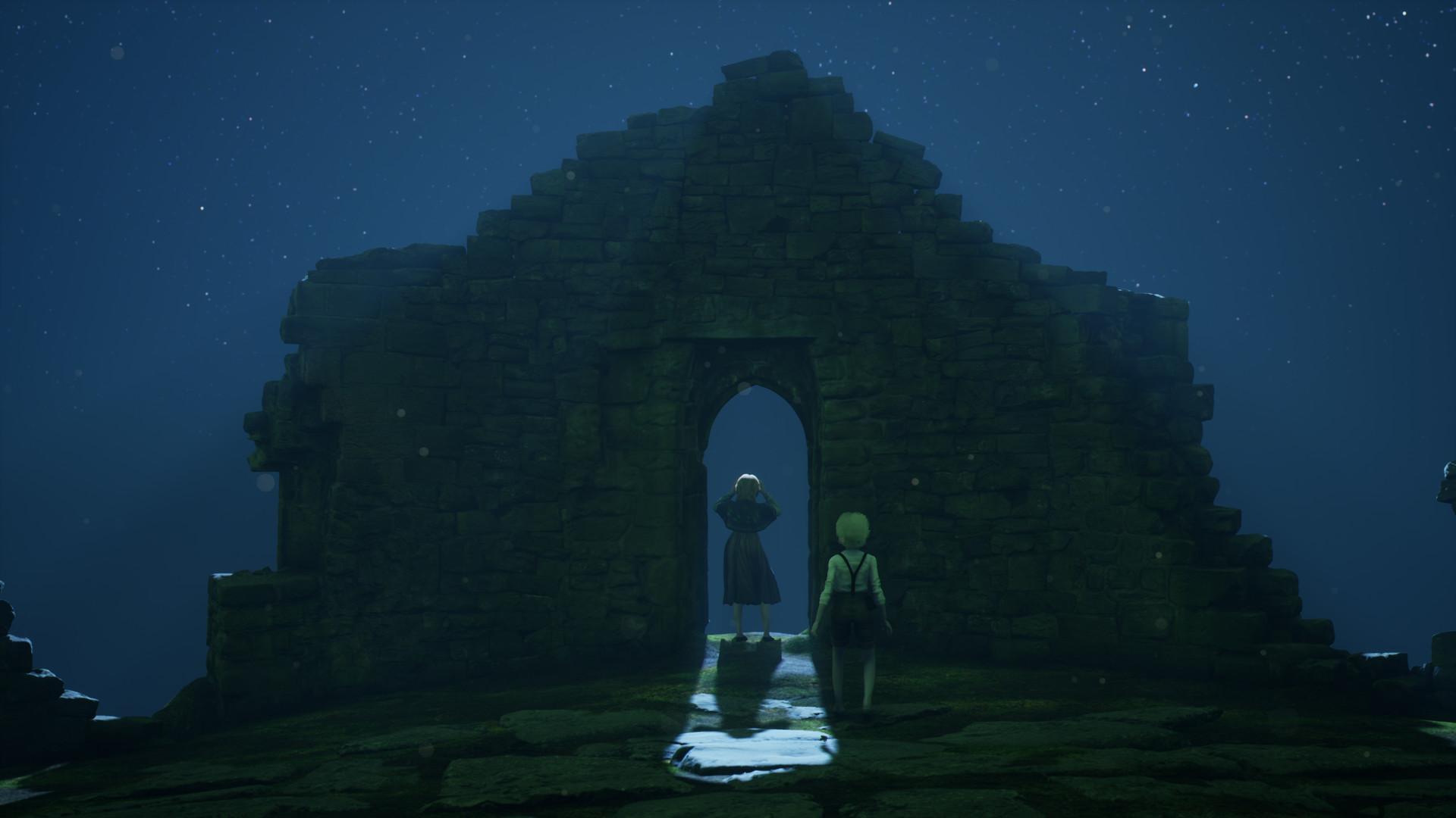 恐怖冒险游戏《布兰博:山丘之王》Steam页面上线 预计2022年发售