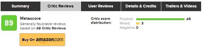 《瑞奇与叮当:分离》M站均分89 IGN 9分