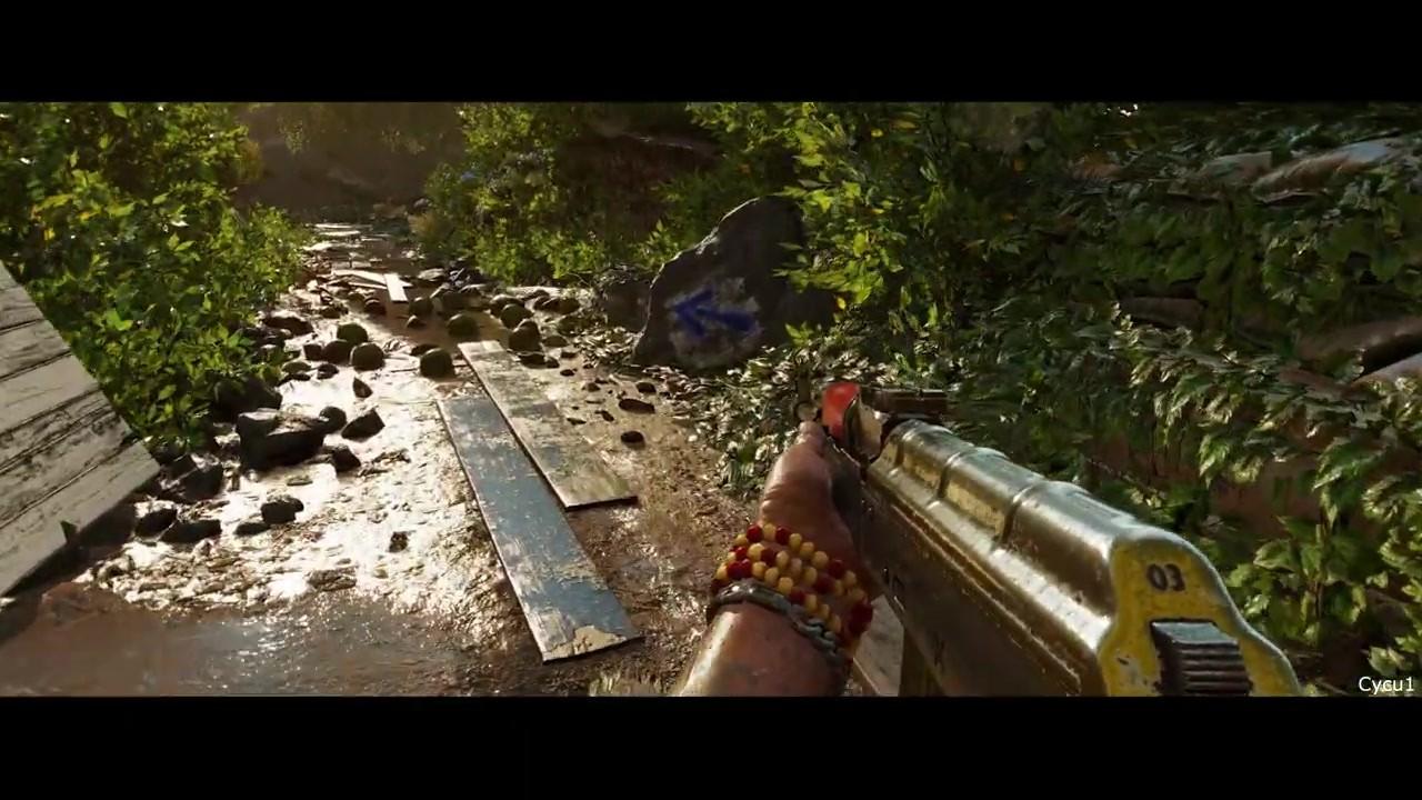 《孤岛惊魂6》全新加长版实机视频 探索雅拉地区