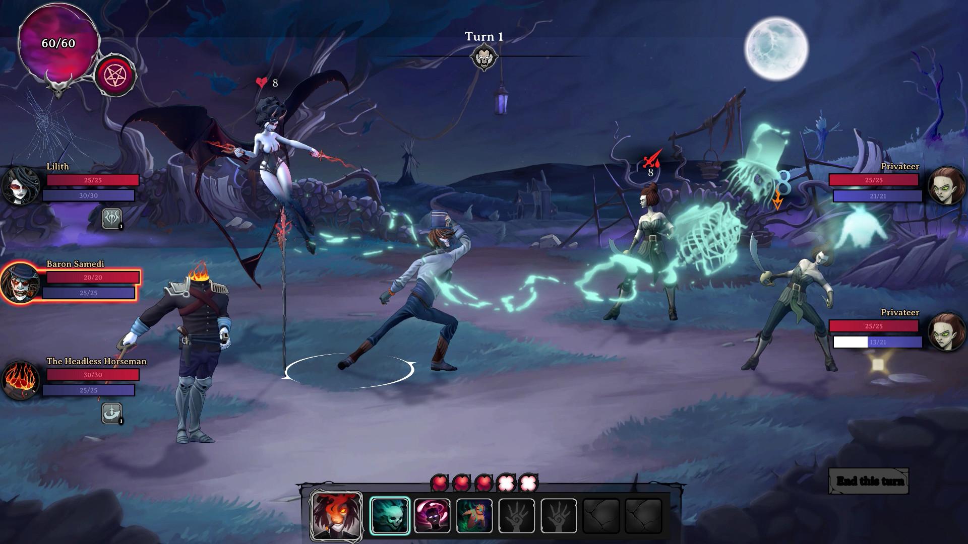 Roguelike游戏《暴戾领主》B测时间延长 正式版今年秋季发售
