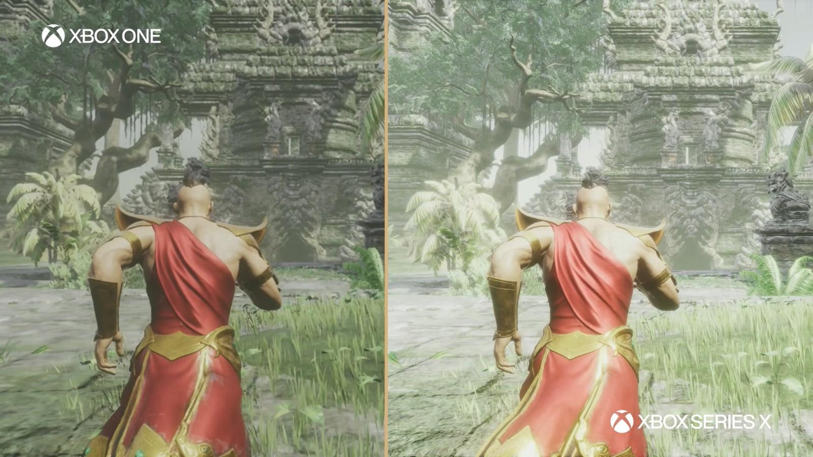 《流放者柯南》XSX版画面优化升级 光影效果提升明显