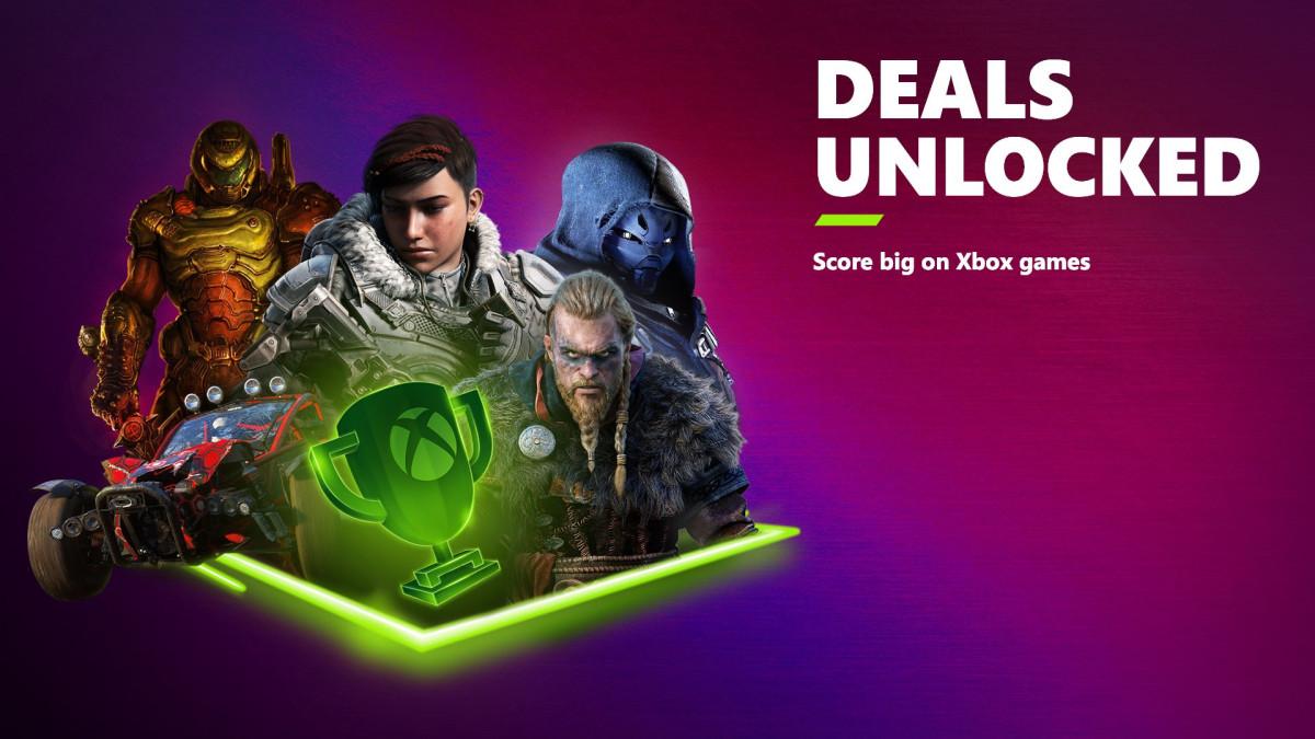 Xbox大促:超500款游戏打折 3个月XGPU只要1美元