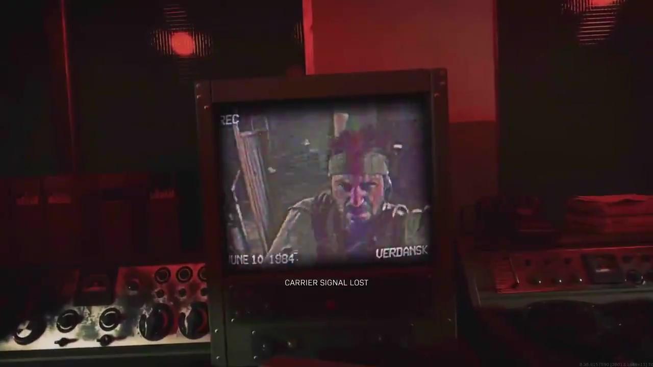《使命召唤:战区》最新过场动画发布 Stitch或将加入战区