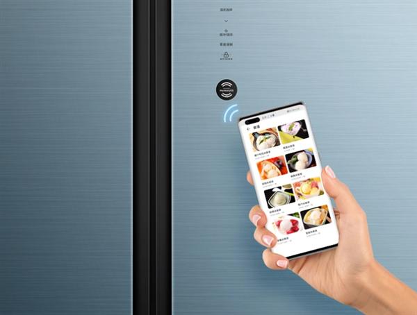 美的首款搭载鸿蒙操作系统冰箱开售:6999元