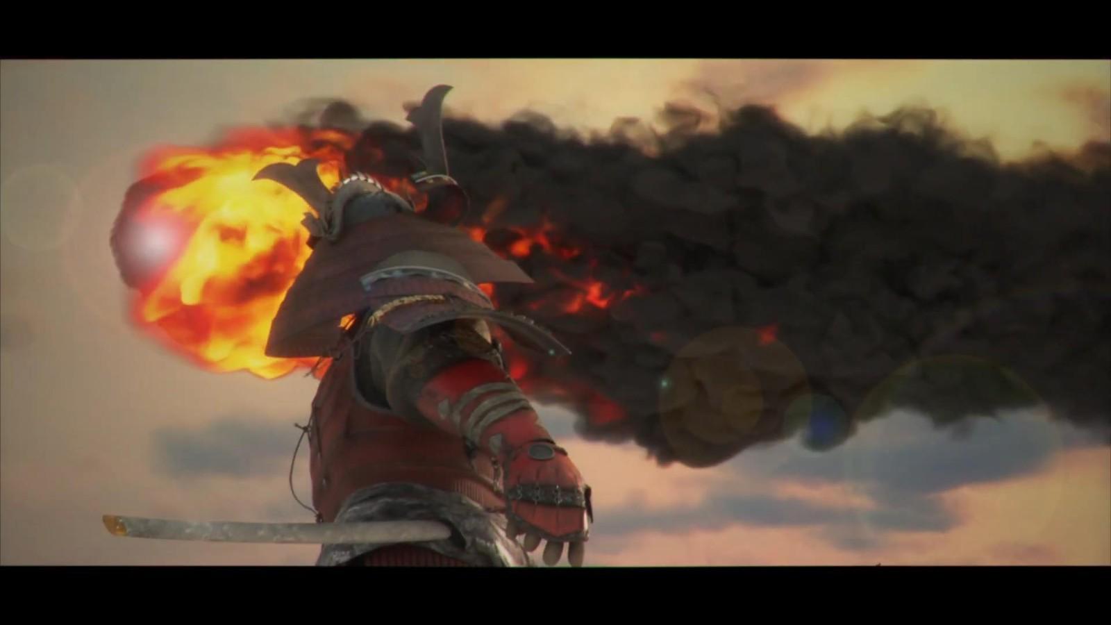 魂类动作游戏《武士模拟器》预告 体验日本武士一生