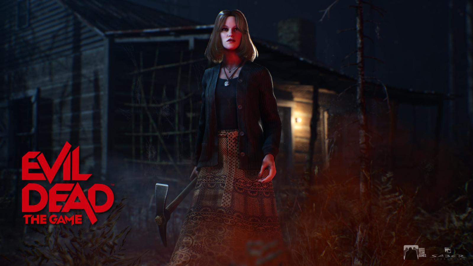 《鬼玩人》游戏版确定角色展示 周四放出实机演示