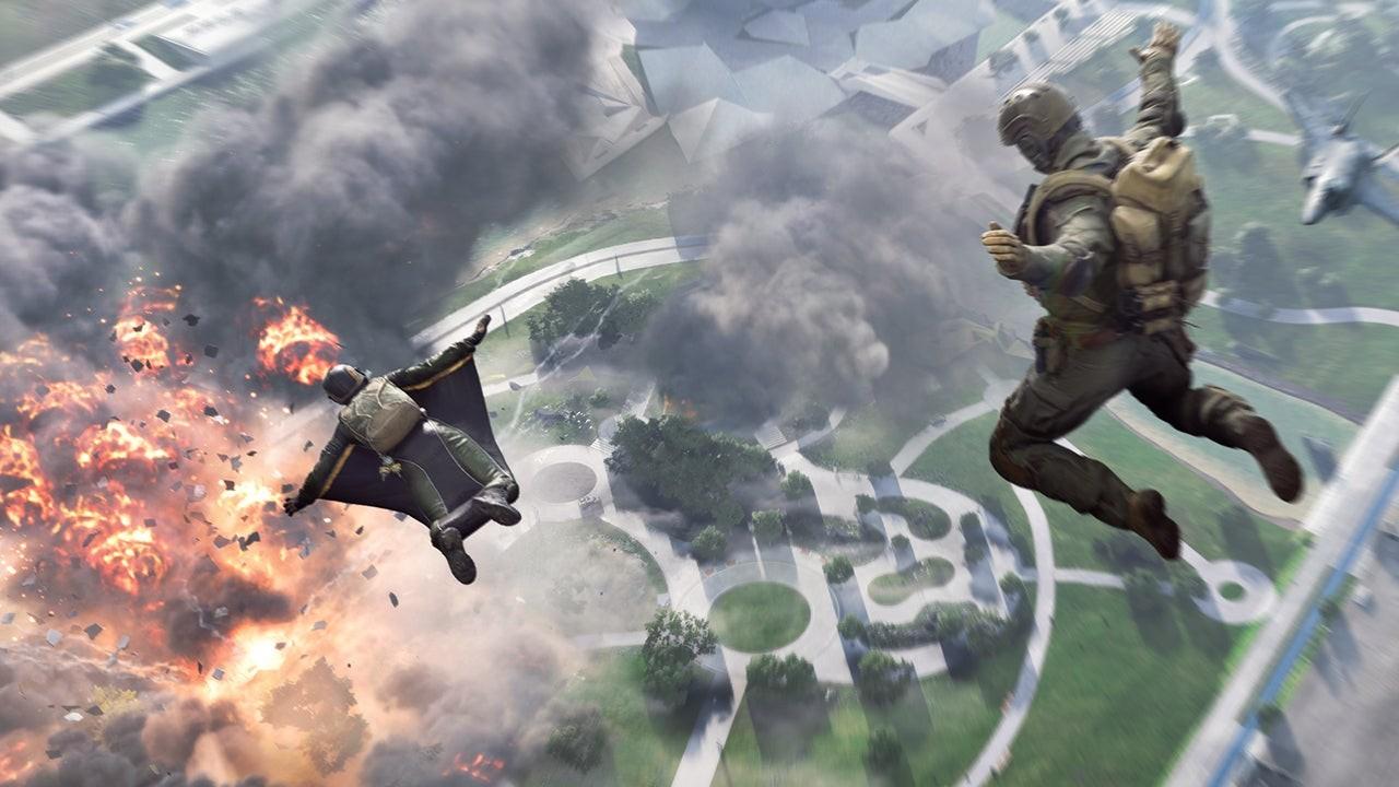 《战地2042》没有单人战役模式 暂未考虑吃鸡玩法