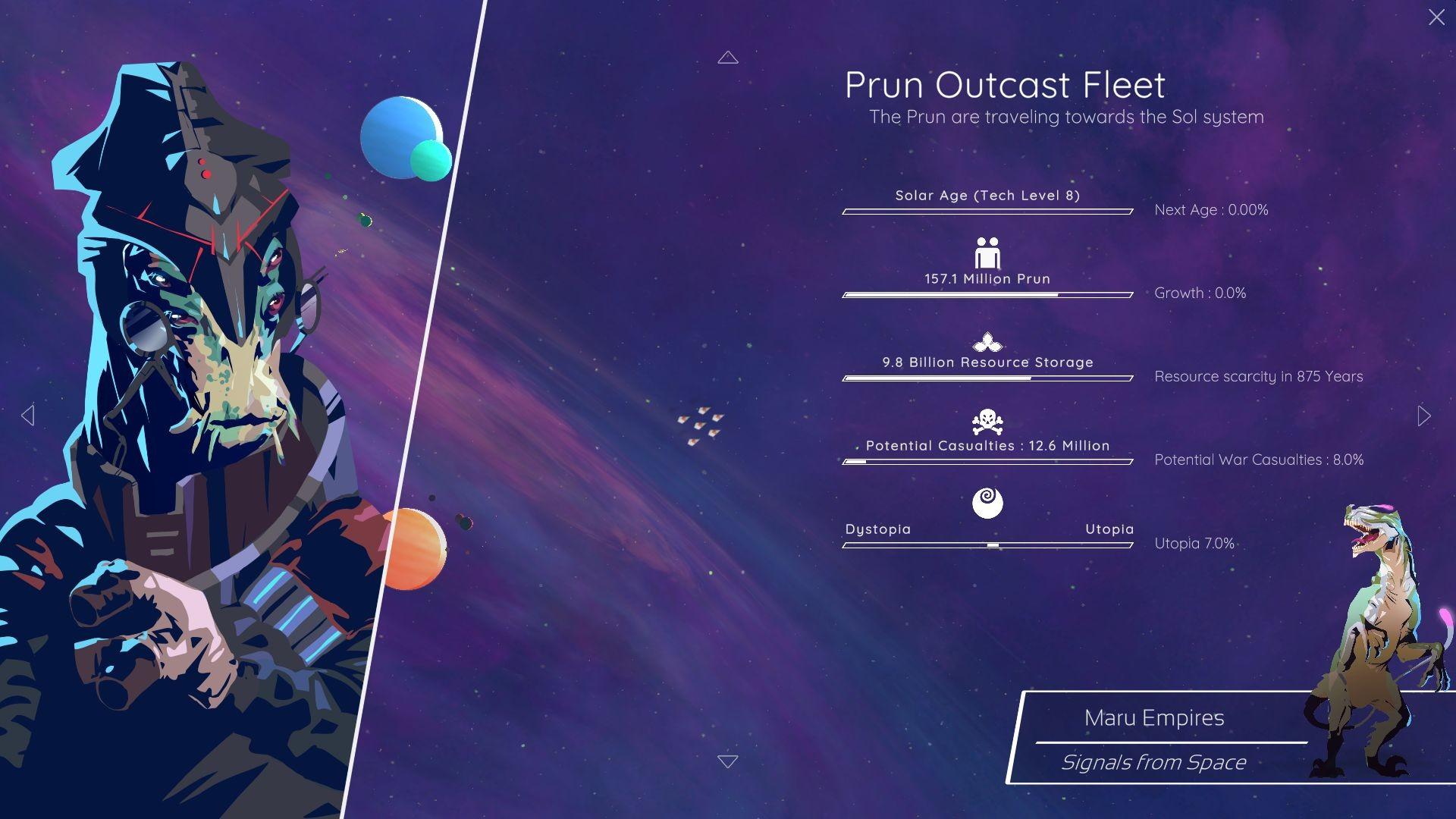 太空策略游戏《费米悖论》即将发售《避世血族2》原首席作家参与其制作