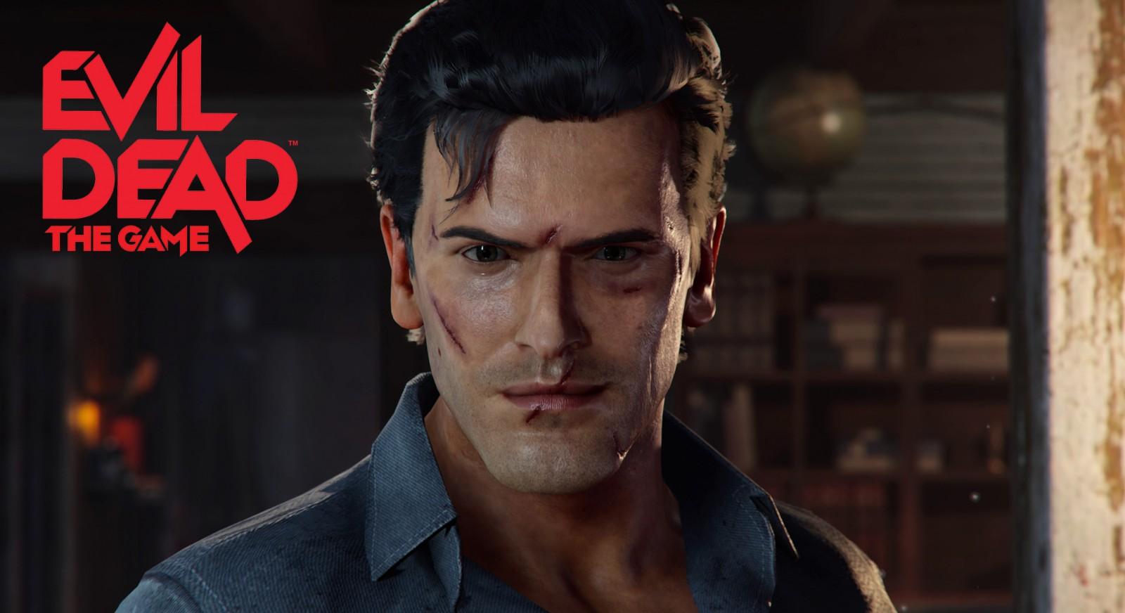 《鬼玩人》游戏版封面艺术图发布 4V1非对称对抗恐怖游戏