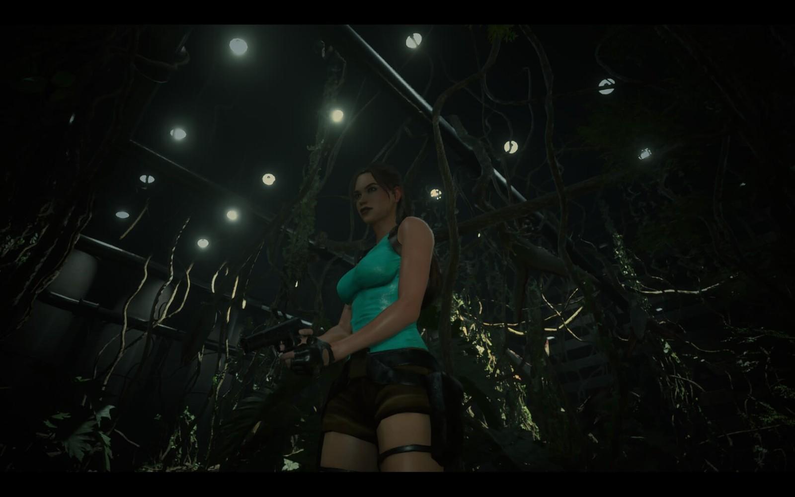 《生化危机2:重制版》新Mod演示 性感劳拉登场