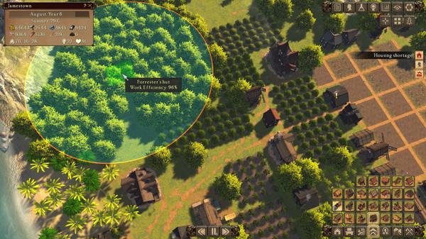 生存类城市建设游戏《赞助者》今年登陆Steam 有中文