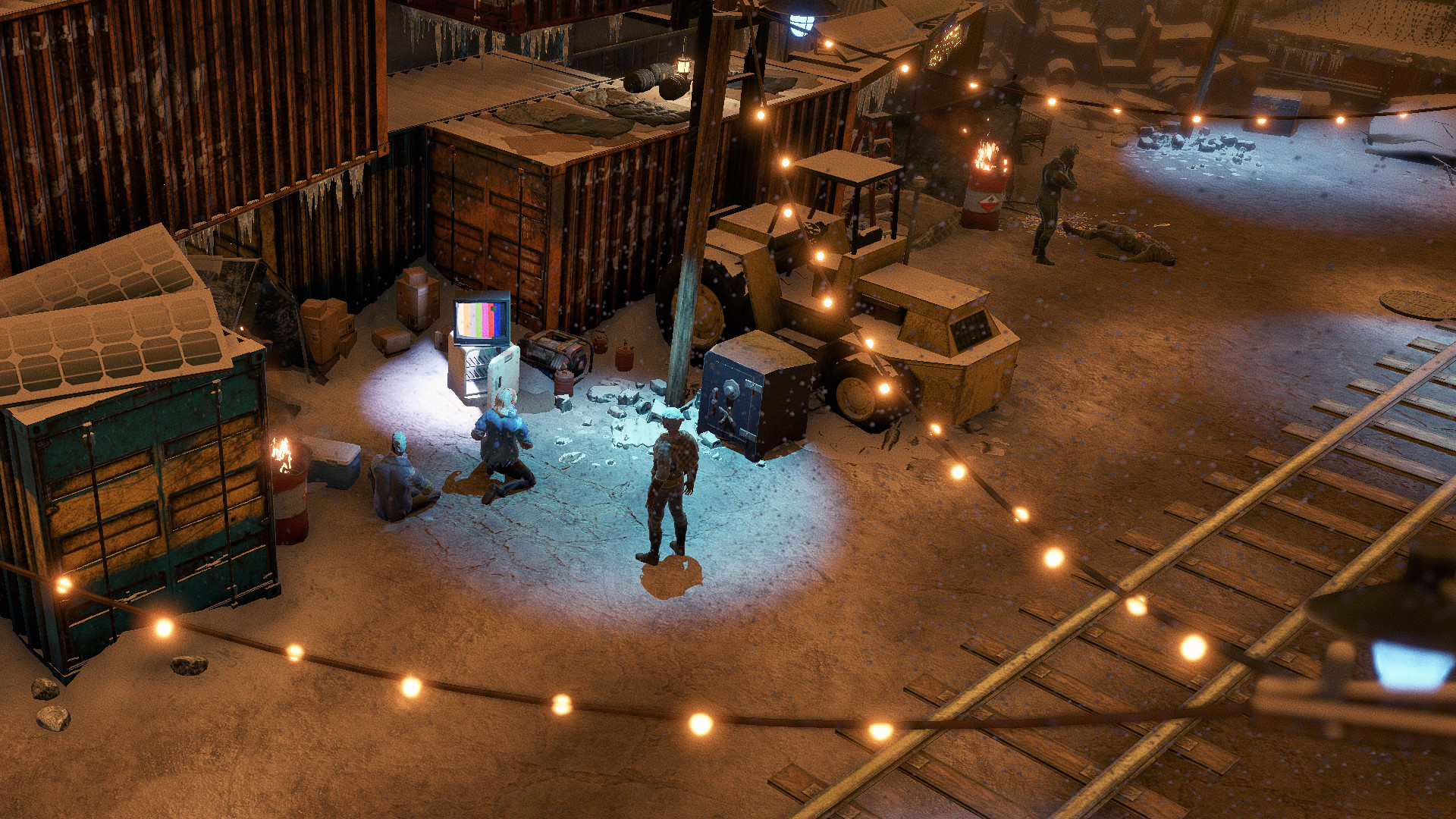 《废土3》首个剧情DLC钢铁城之战宣传片发布