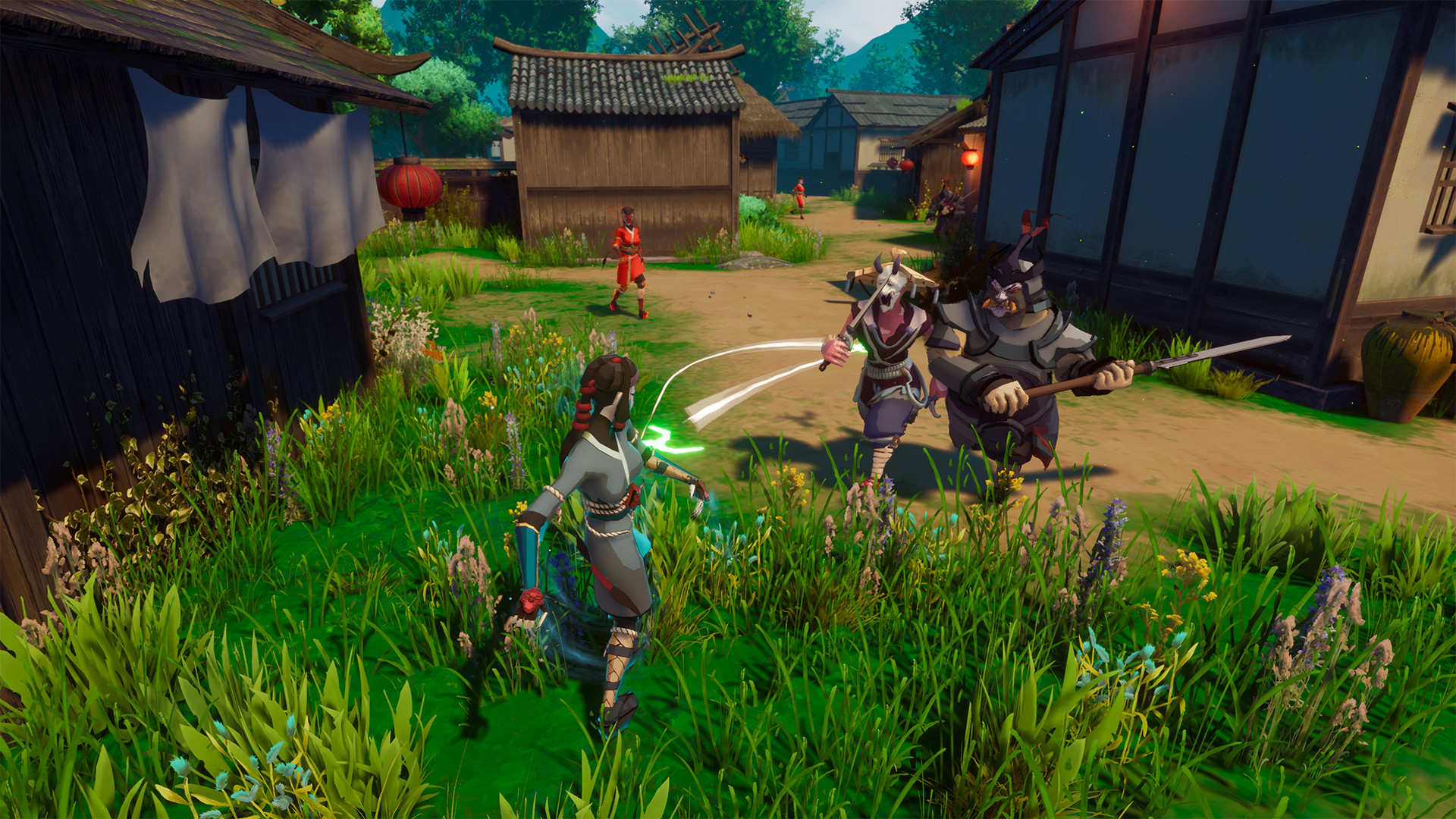 3D动作Rogue游戏《Rogue Spirit》现已推出试玩Demo