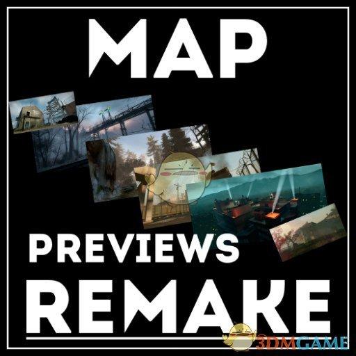《求生之路2》地图预览MOD