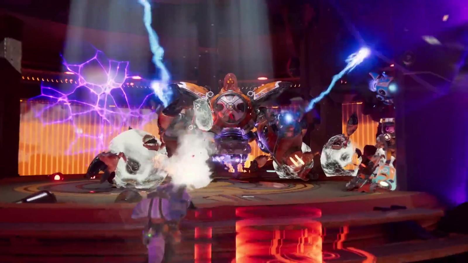 《瑞奇与叮当:分离》上市预告 惊人的视觉特效