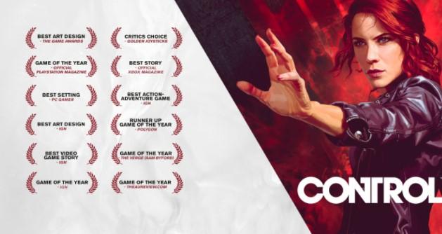 Epic喜加一:《控制》免费领 下周送《胡闹厨房2》