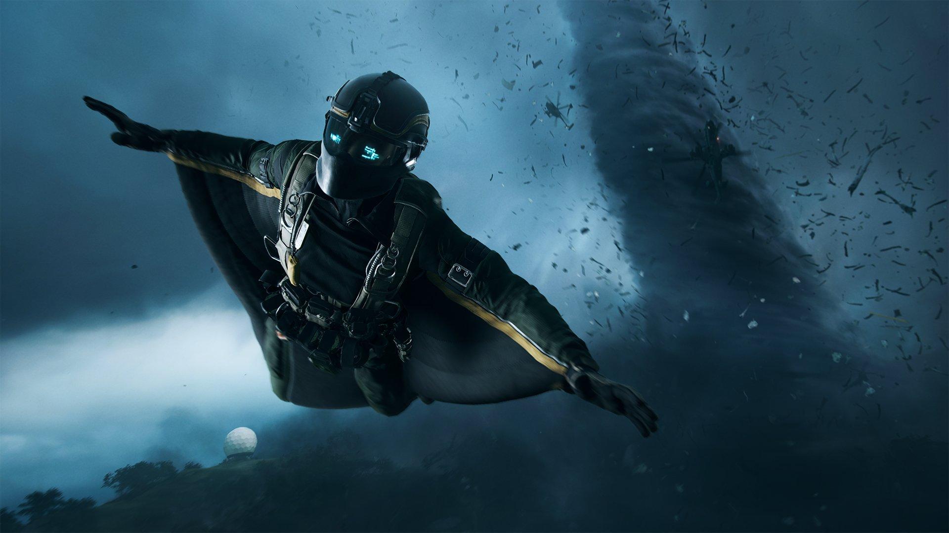 《战地2042》技术封测将于7月初展开