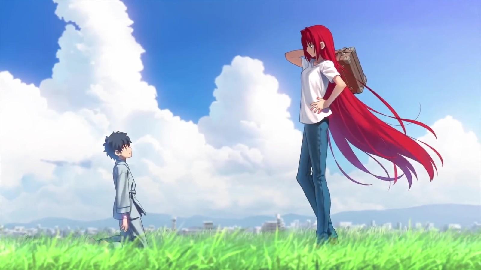 《月姬》重制版第二弹PV公布 8月26日发售