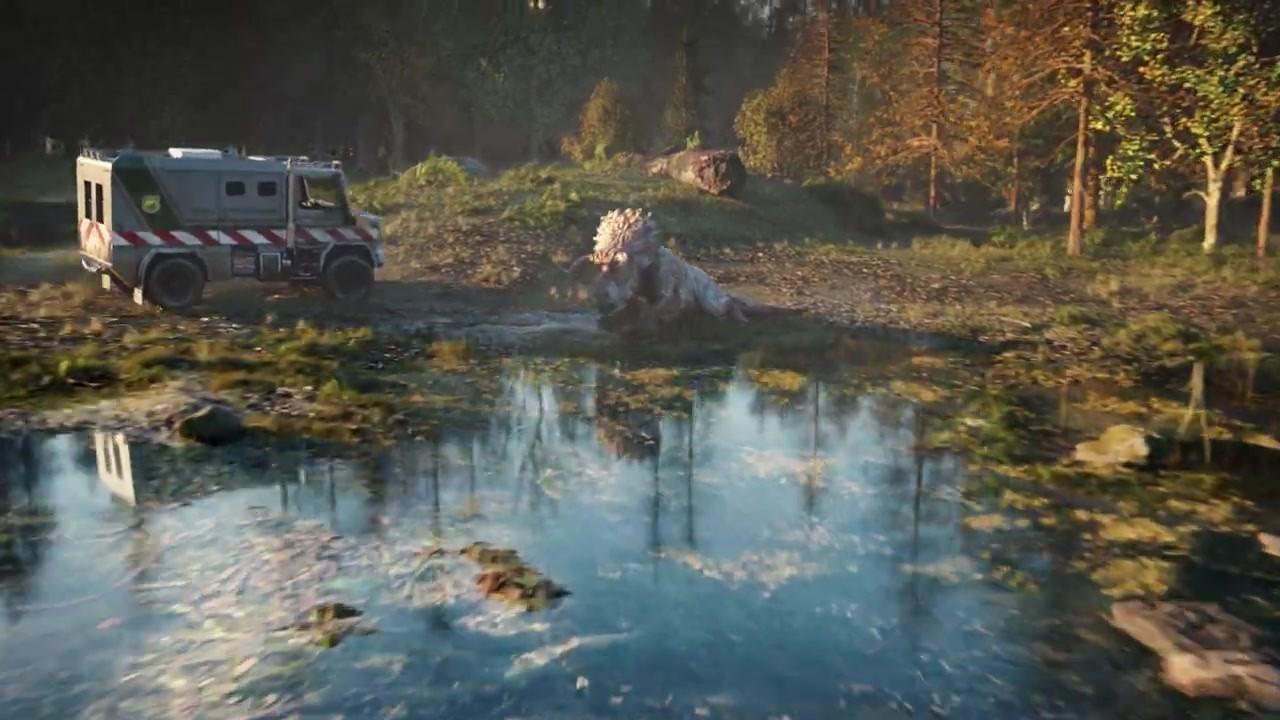 E3 2021:《侏罗纪世界:进化2》公布 2021年推出