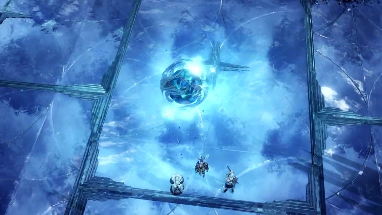 E3 2021:MMORPG《失落方舟》面向欧美推出