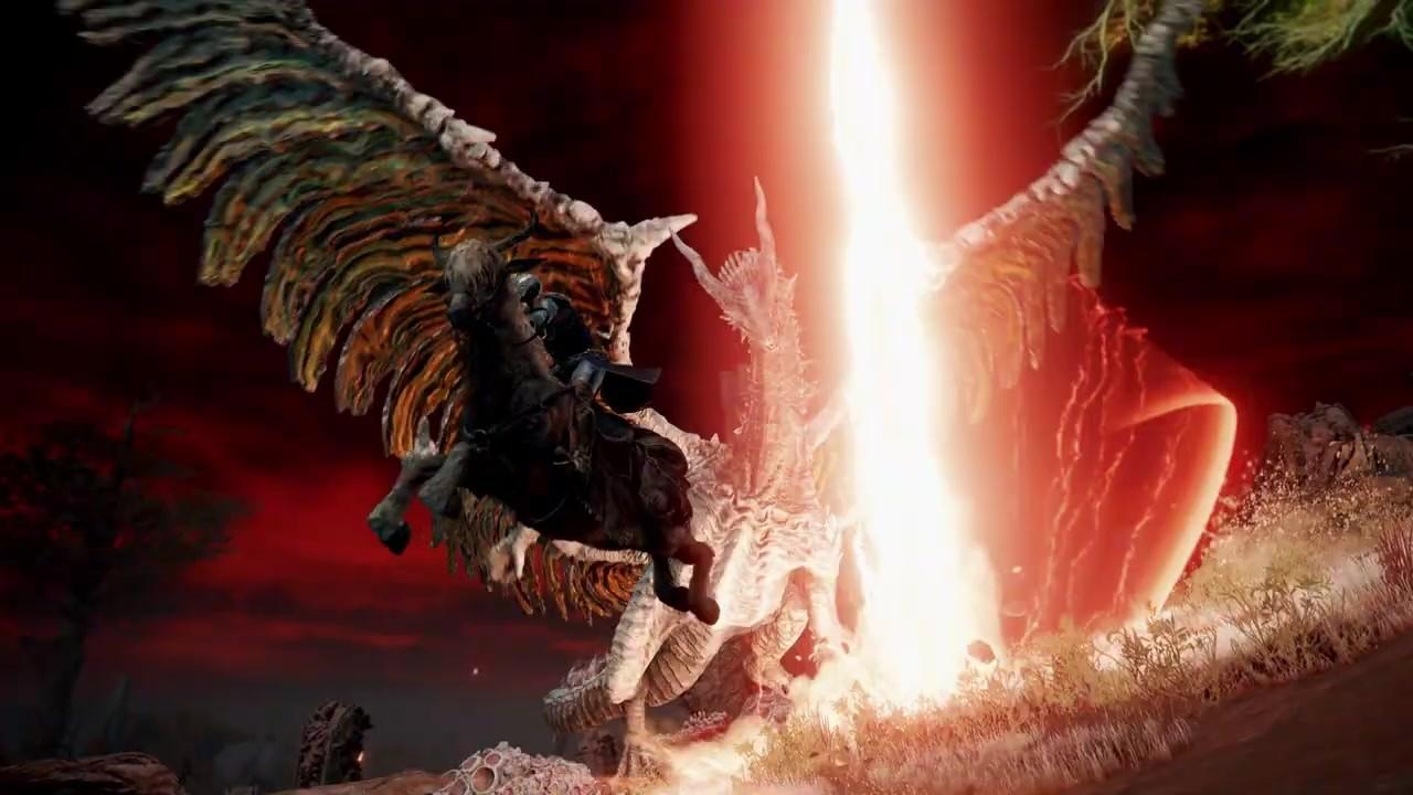 E3:《Elden Ring》炫酷实机新预告 1月21日发行