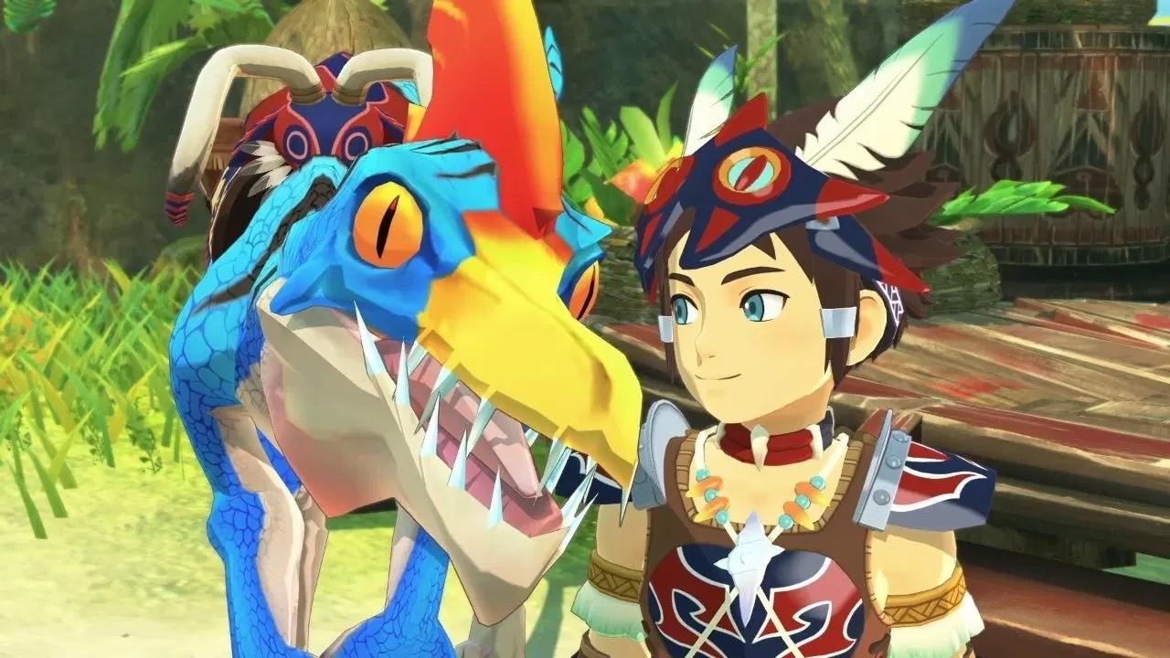 E3:《怪物猎人物语2:破灭之翼》全新剧情预告