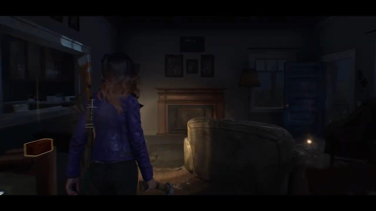 经典电影改编《鬼玩人》公布首个实机游玩视频
