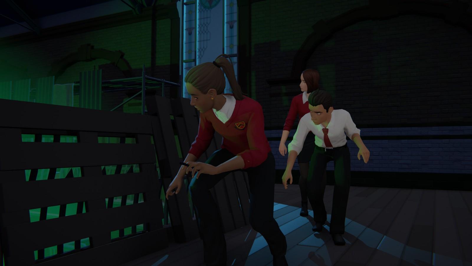 伦敦背景叙事游戏《终点站》确定7月22日发售