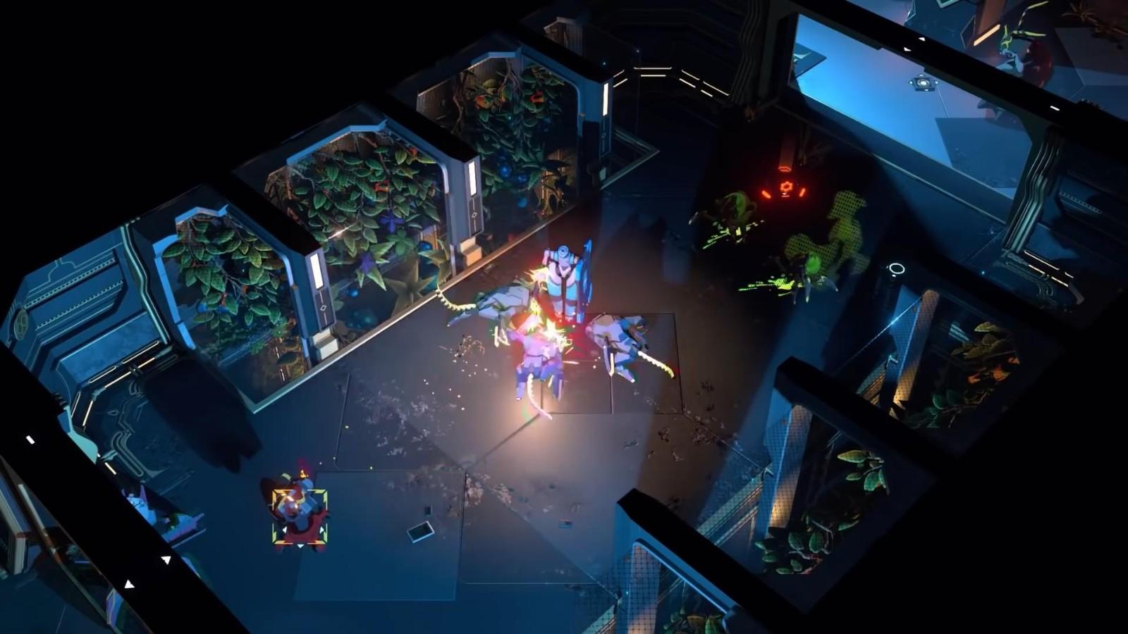 E3 2021:《无尽地牢》预告 太空Rougelike游戏