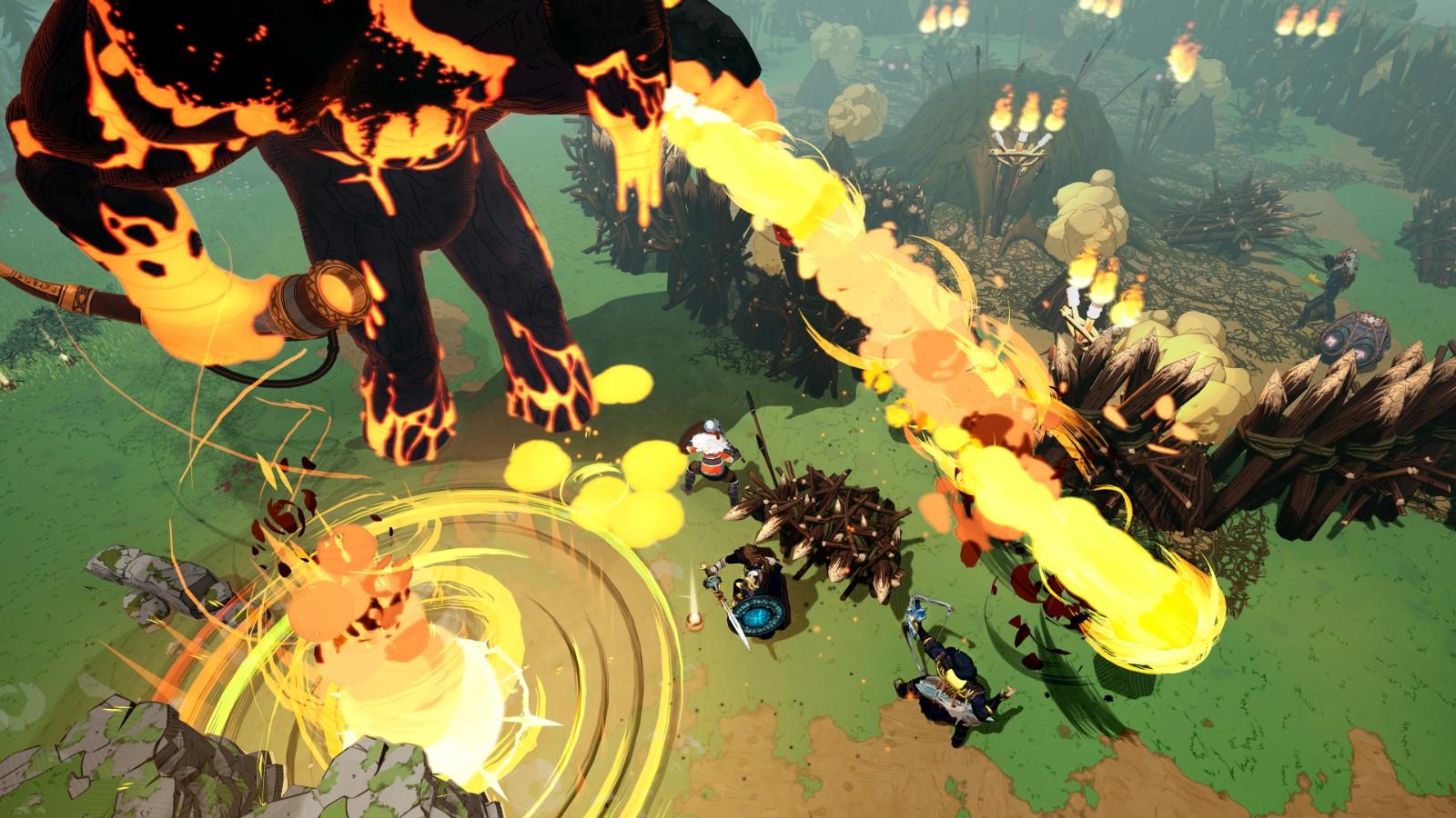 大型多人生存RPG《米德加尔德部落》发售日确定