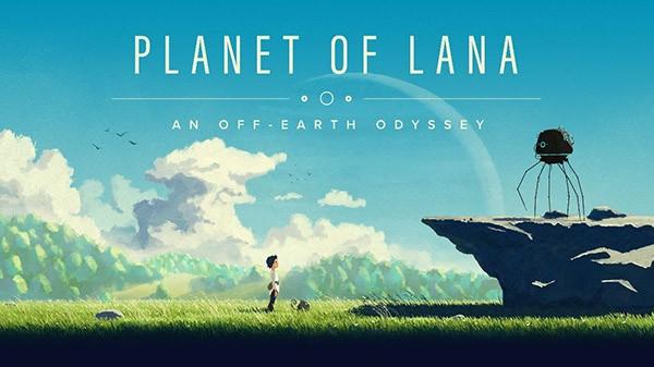 电影风格冒险解谜游戏《拉娜的星球》公布 登陆PC和Xbox