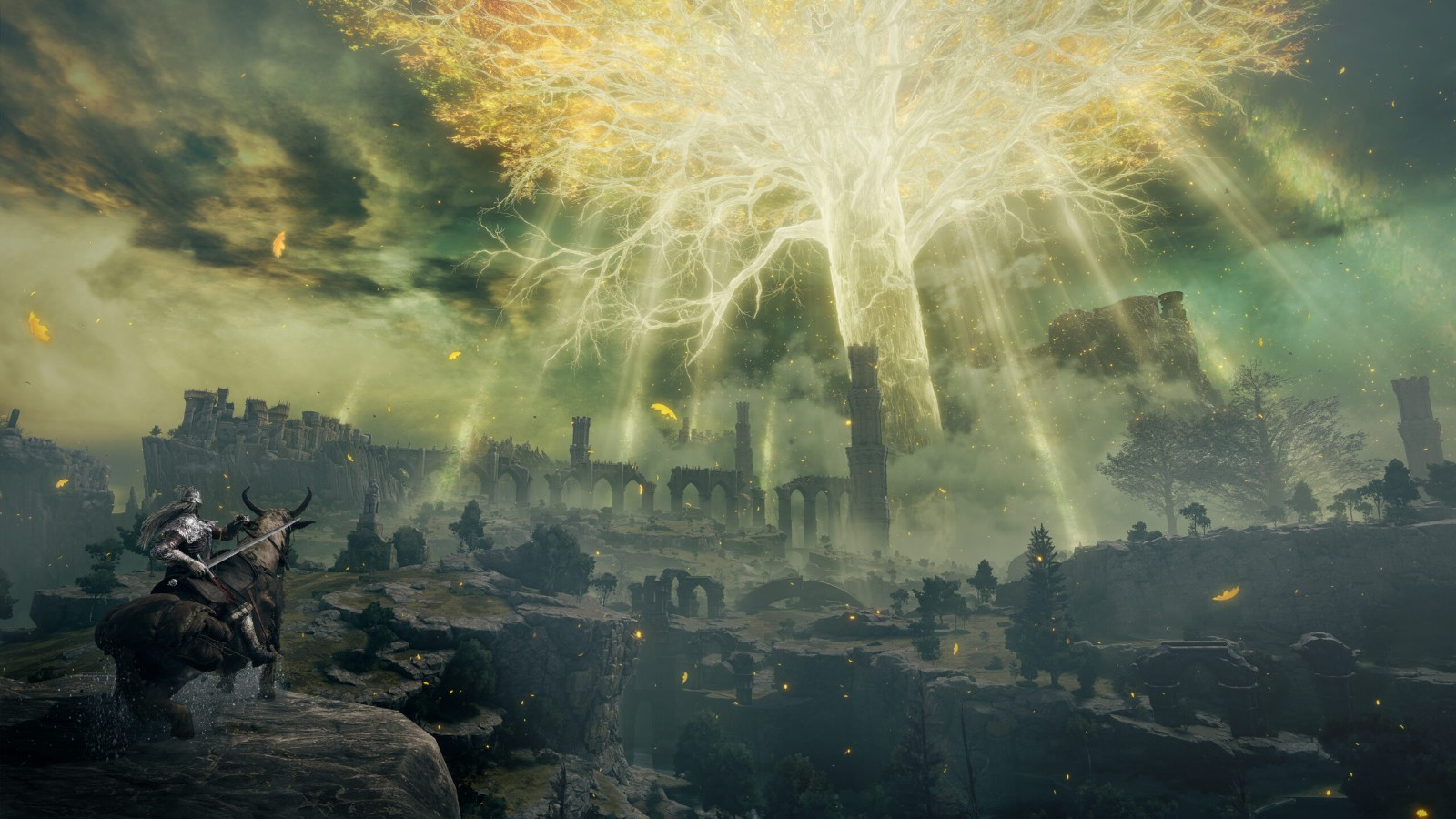 《Elden Ring》官方剧情及玩法介绍 新截图公布